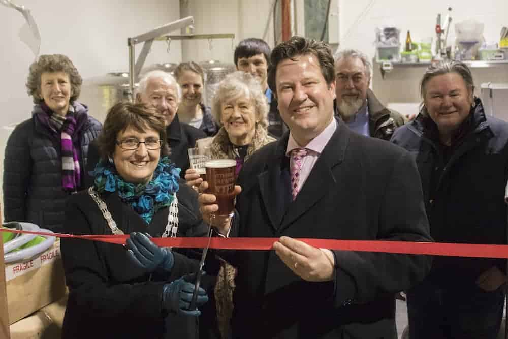 Brewing returns to Wetherby after 100 years