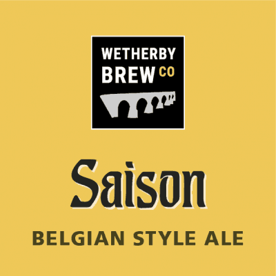 Wetherby Saison beer logo